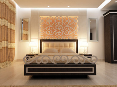 Bed & Bath Lighting Design