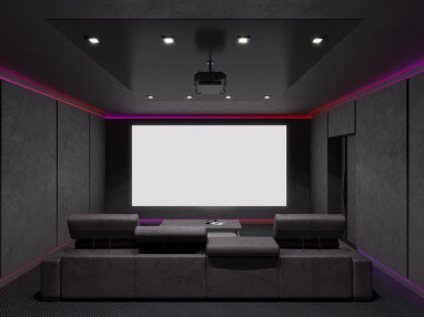 Home Theatre Palm Springs